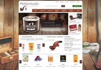Shop Relaunch: tabakpfeife24.de